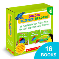 Guided Science Readers™ Box Set: Level C