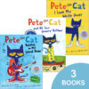 Pete the Cat Value Pack