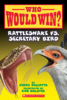 Who Would Win?® Rattlesnake vs. Secretary Bird