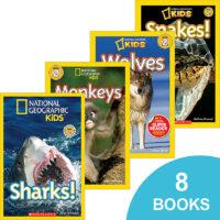 National Geographic Kids™ Wild Kingdom Pack