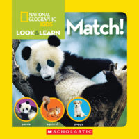 National Geographic Kids™ Look & Learn: Match!