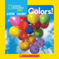 National Geographic Little Kids™ Look & Learn: Colors!