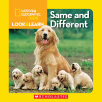 National Geographic Kids™ Look & Learn: Same and Different