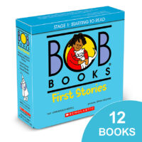 BOB Books® First Stories Box Set
