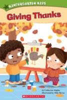 Kindergarten Kids: Giving Thanks
