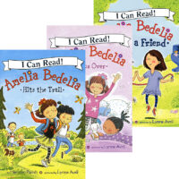 Amelia Bedelia Growing Reader 3-Pack