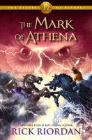 The Heroes of Olympus #3: The Mark of Athena
