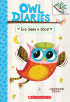 Owl Diaries #2: Eva Sees a Ghost