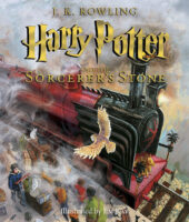 Harry Potter and the Sorcerer's Stone: Illustrated Edition