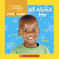 National Geographic Kids™ Look & Learn: All About Me