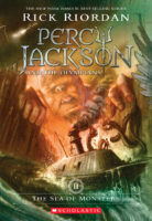 Percy Jackson & the Olympians #2: The Sea of Monsters