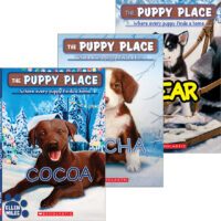 The Puppy Place Winter Trio