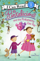 Pinkalicious and the Pinktastic Zoo Day