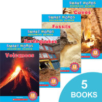 Smart Words™ Beginning Reader Pack #4: Earth Science