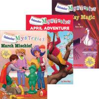 Calendar Mysteries Spring Pack
