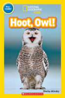 National Geographic Kids™: Hoot, Owl!