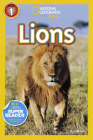 National Geographic Kids™: Lions