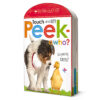 Scholastic Early Learners: Peek-a-Who? Are You My Mom?