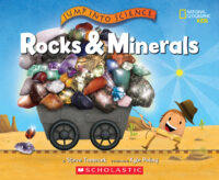 National Geographic Kids™: Jump Into Science: Rocks & Minerals