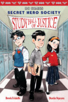 Secret Hero Society: Study Hall of Justice