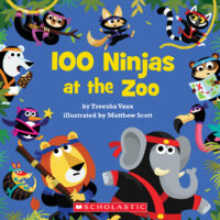 100 Ninjas at the Zoo