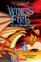 Wings of Fire: The Graphic Novel, Book 1: The Dragonet Prophecy