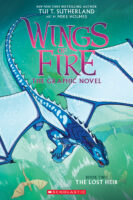 Wings of Fire: The Graphic Novel, Book 2: The Lost Heir