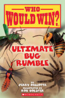 Who Would Win?® Ultimate Bug Rumble