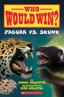 Who Would Win?® Jaguar vs. Skunk