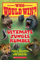 Who Would Win?® Ultimate Jungle Rumble