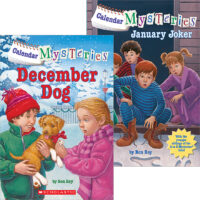 Calendar Mysteries Winter Pack