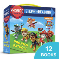 PAW Patrol™: Phonics Patrol! Box Set