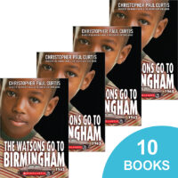 The Watsons Go to Birmingham—1963 10-Book Pack