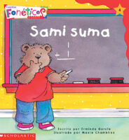 Cuentos fonéticos™ #4: Sami suma (<i>Spanish Phonics Readers #4: Sami Adds</i>)