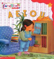 Cuentos fonéticos™ #1: A E I O U (<i>Spanish Phonics Readers #1: A E I O U</i>)