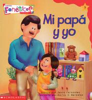 Cuentos fonéticos™ #3: Mi papá y yo (<i>Spanish Phonics Readers #3: My Father and I</i>)