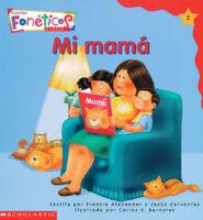 Cuentos fonéticos™ #2: Mi mamá (<i>Spanish Phonics Readers #2: My Mother</i>)