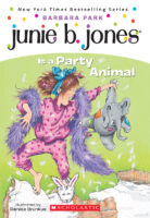 Junie B. Jones® Is a Party Animal