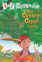 A to Z Mysteries® #3: The Canary Caper