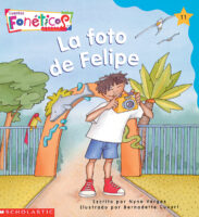 Cuentos fonéticos™ #11: La foto de Felipe (<i>Spanish Phonics Readers #11: Felipe's Photo</i>)