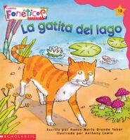 Cuentos fonéticos™ #13: La gatita del lago (<i>Spanish Phonics Readers #13: The Cat of the Lake</i>)