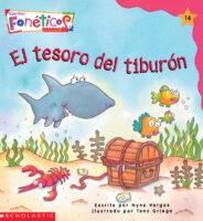 Cuentos fonéticos™ #16: El tesoro del tiburón (<i>Spanish Phonics Readers #16: The Shark's Treasure</i>)