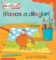 Cuentos fonéticos™ #19: ¡Vamos a dibujar! (<i>Spanish Phonics Readers #19: Let's Draw!</i>)