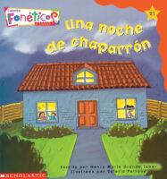 Cuentos fonéticos™ #21: Una noche del chaparrón (<i>Spanish Phonics Readers #21: A Rainy Night</i>)