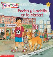 Cuentos fonéticos™ #34: Pedro y Ladrillo en la ciudad (<i>Spanish Phonics Readers #34: Pedro and Ladrillo in the City</i>)