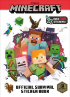Minecraft™: Official Survival Sticker Book