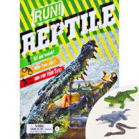 Run! Reptile