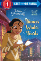 Disney Princess: Tiana's Winter Treats