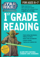 Star Wars® Workbooks: 1st Grade Reading