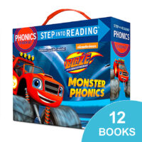 Blaze and the Monster Machines™: Monster Phonics Box Set